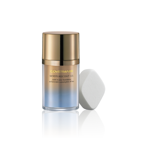 COVERMARK MOISTURECOAT GEL   液態蜜粉   鑽光水凝定妝啫喱   以水定妝   水潤光澤   底妝