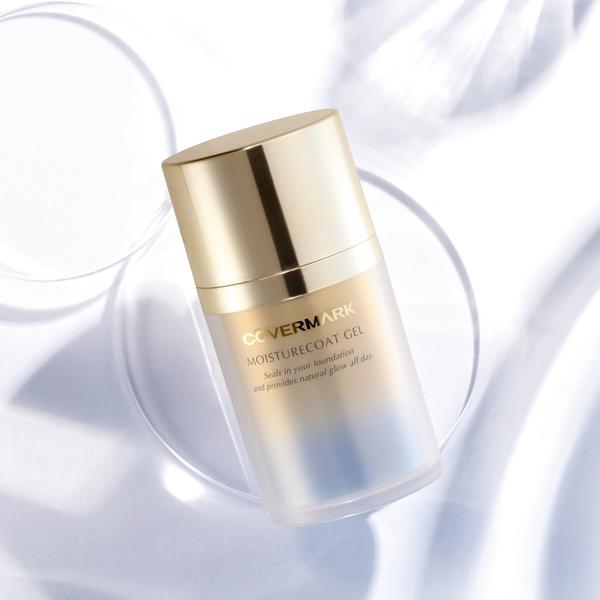 COVERMARK | 以水定妝 | 液態蜜粉 | 透明感 | 鑽光水凝定妝啫喱 | Moisture Coat Gel